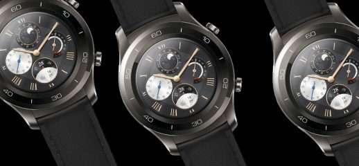 MWC 2017, nuove foto del Huawei Watch 2