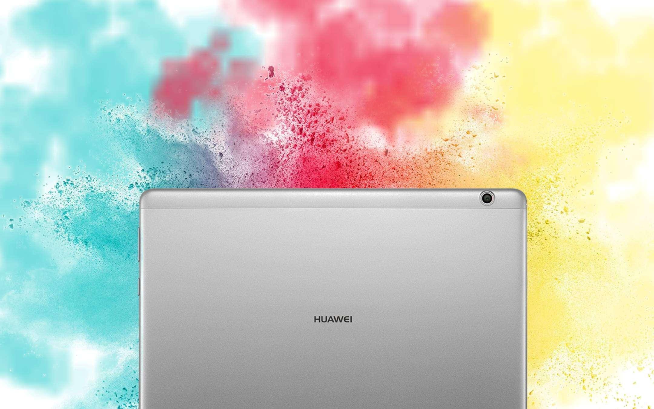Huawei MediaPad T3 lanciato in Europa