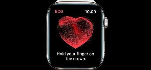 Apple Watch 4: ECG anche da noi forse fra parecchio tempo