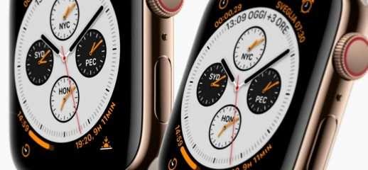 Cadute accidentali: ci pensa Apple Watch 4