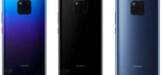 Huawei Mate 20 Pro beccato in metro: foto reale