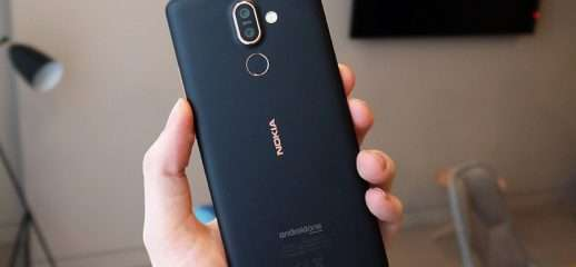 Nokia 7 Plus: Android Pie 9.0 in rollout