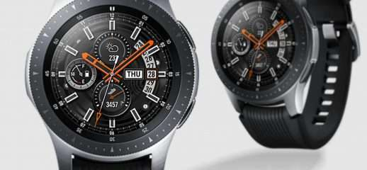 Samsung Galaxy Watch disponibile in Italia