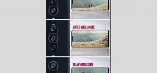 LG V40 ThinQ: ecco come funzioneranno le 5 fotocamere