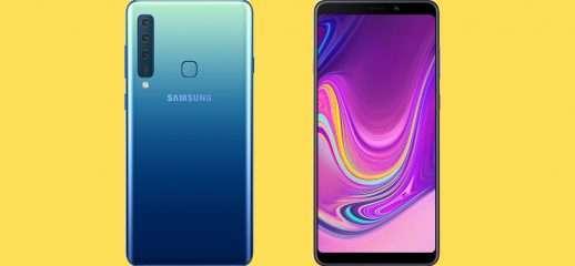 Samsung Galaxy A9 ufficiale: 4 fotocamere e molto altro