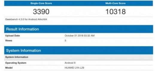 Huawei Kirin 980, i benchmark: meno potente di Apple A12 Bionic