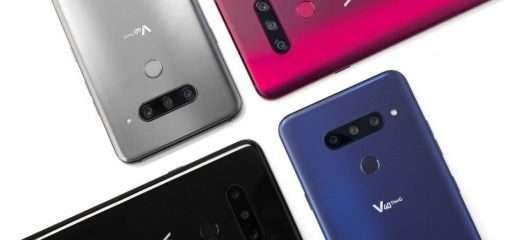 LG V40 ThinQ è ufficiale, ma non da noi