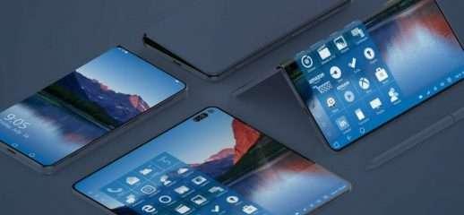 Microsoft Surface Phone sarà molto futuristico