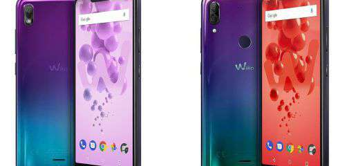 Wiko View2 Go, View2 Plus ed Harry2 disponibili in Italia