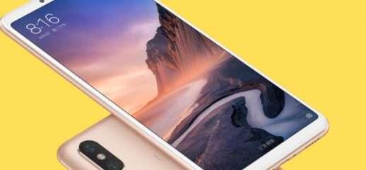 Xiaomi Mi Max 3 disponibile in Italia a 329€
