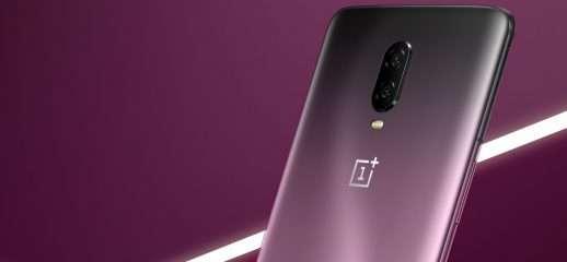 Thunder Purple: OnePlus 6T si veste di viola
