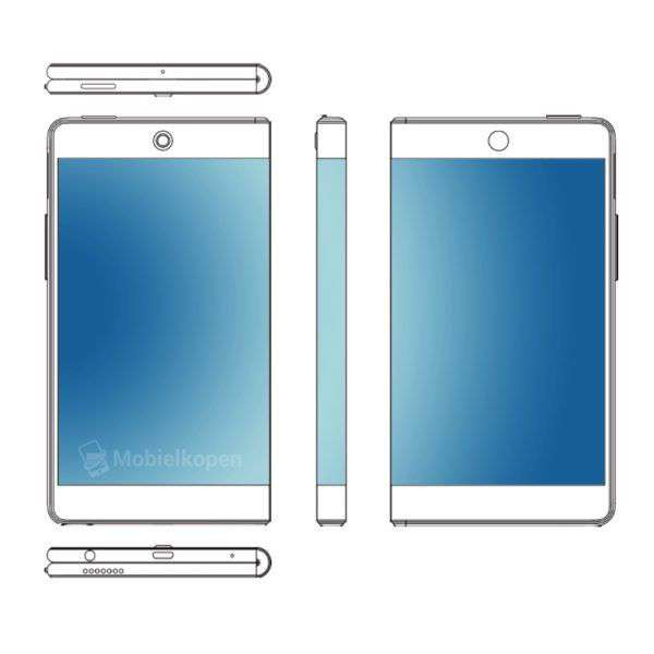 smartphone pieghevole OPPO