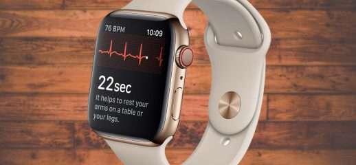 Apple Watch 4: la funzionalità ECG è in arrivo