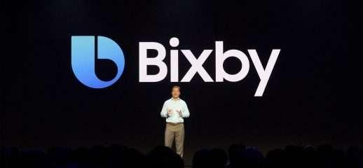 Bixby 3.0 sullo smartphone pieghevole di Samsung