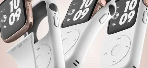 Apple Watch diventa un iPod nano: il concept