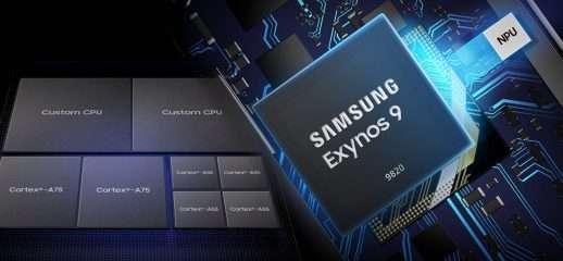Samsung presenta il processore Exynos 9820