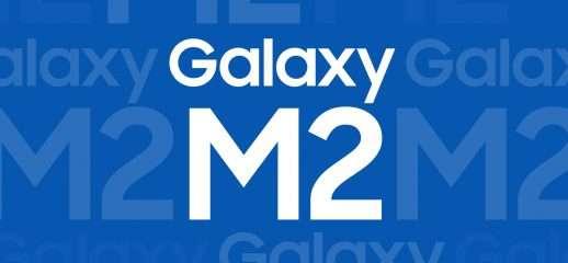 Galaxy M2, il primo smartphone Samsung con notch?