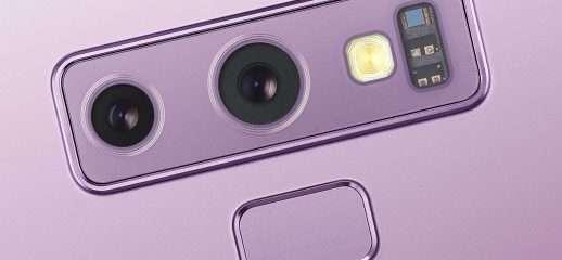 Galaxy Note 9: freeze fotocamera, in arrivo il fix