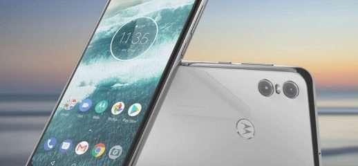 Motorola One: iniziato l'update ad Android Pie