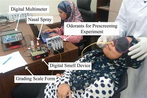odore digitale