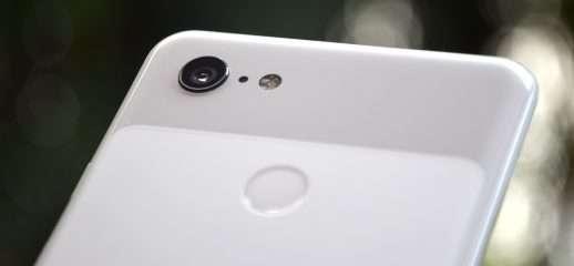 Un bug per la fotocamera di Pixel 3 e Pixel 3 XL