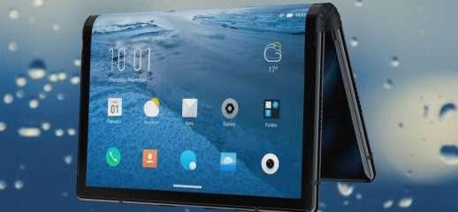 OPPO: smartphone pieghevole in arrivo al MWC 2019