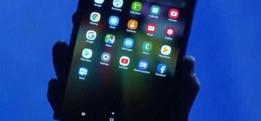 Samsung: fino a 2565$ per lo smartphone pieghevole