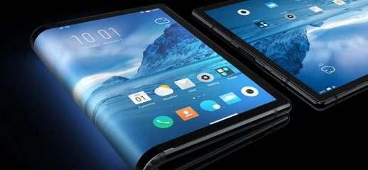 OPPO e il brevetto dello smartphone pieghevole