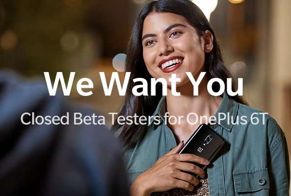 OnePlus: we want you