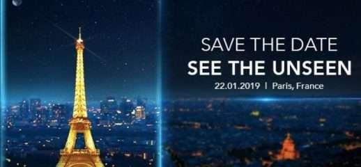 Honor View 20 sarà ufficiale il 22 gennaio