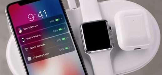 Apple ottiene 38 brevetti per AirPower e iPhone