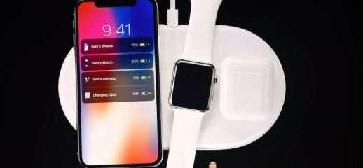 Apple AirPower: brevetto ne mostra il potenziale