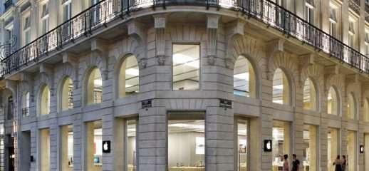 Apple Store saccheggiato dai rivoltosi in Francia