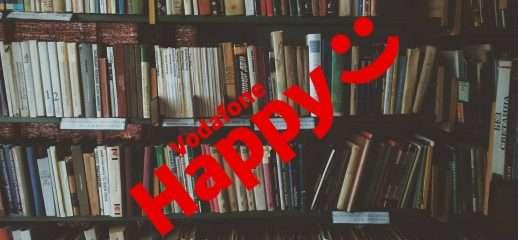 Gift card Mondadori per il Vodafone Happy Friday