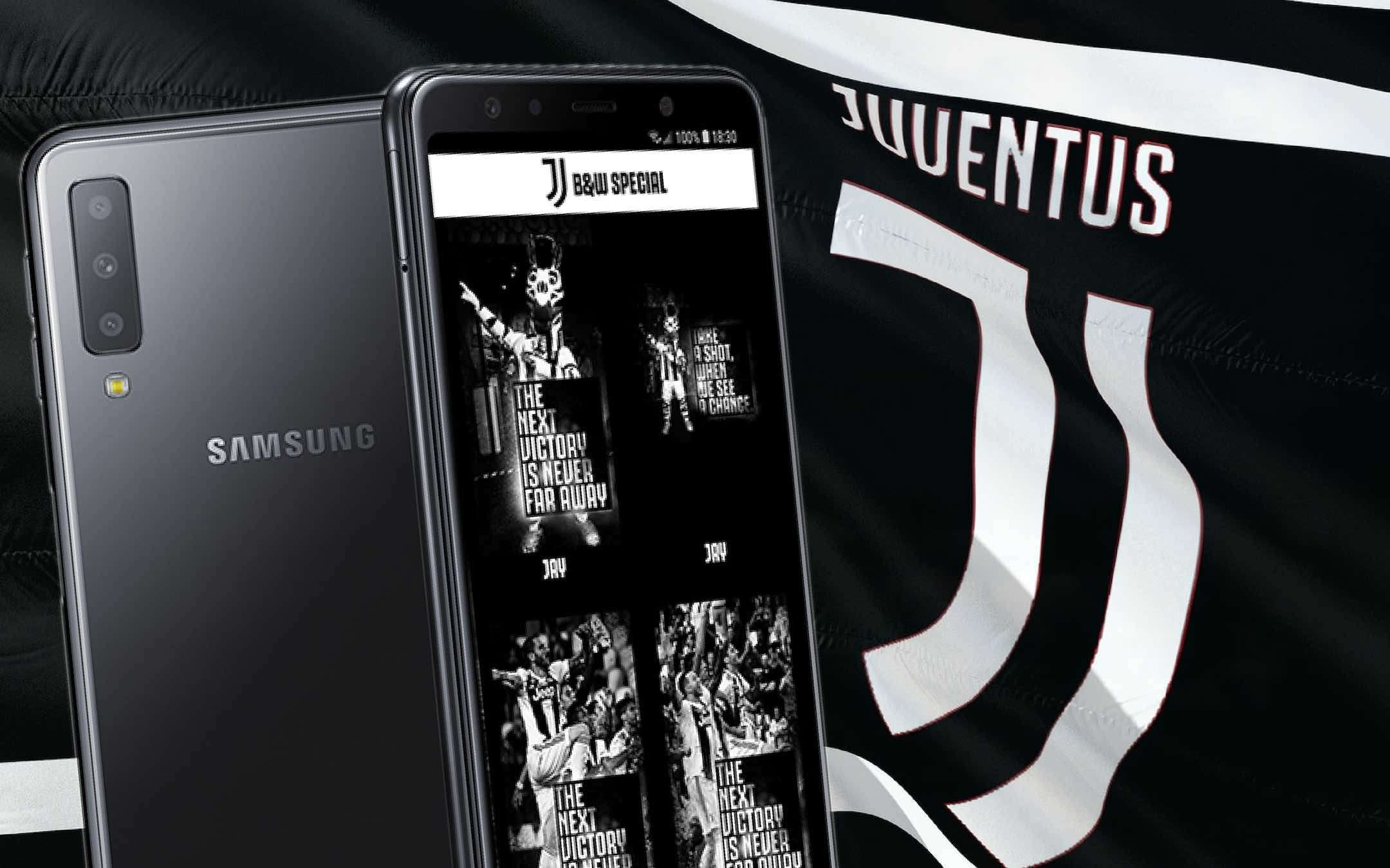 Galaxy A7 Juventus Special Edition E Ufficiale