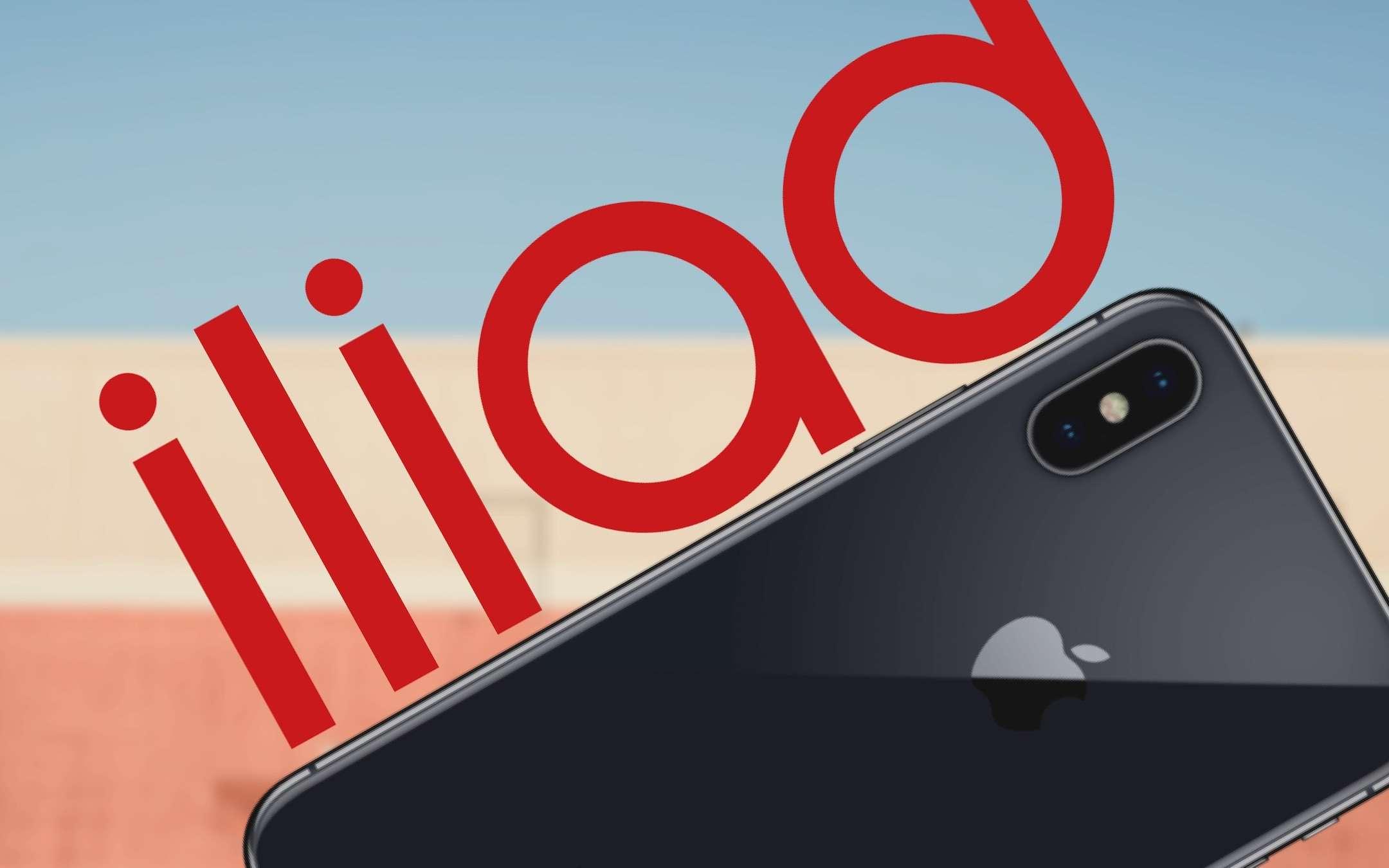 Iliad vende iPhone, ma non è come sembra