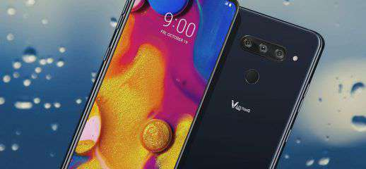 LG V40 ThinQ pronto per il mercato europeo