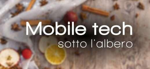 Natale 2018: gadget per smartphone