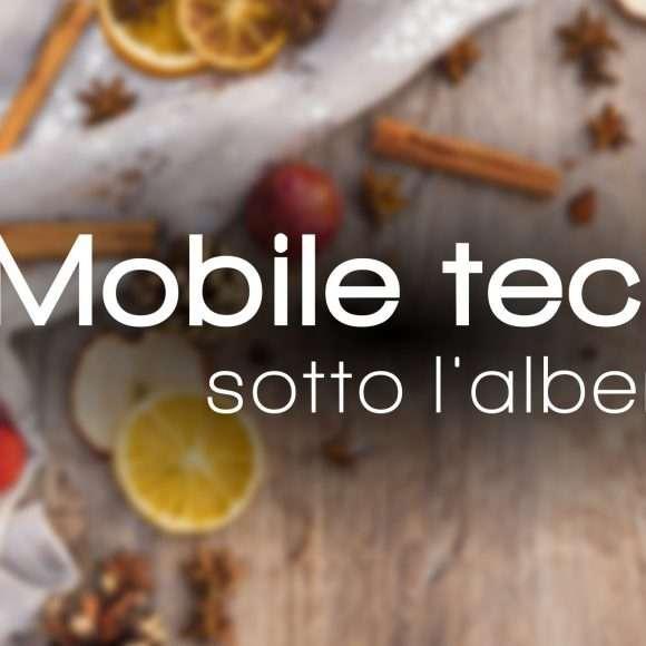 {Natale 2018: gadget per smartphone