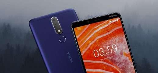 Nokia 3.1 Plus è ufficiale: specifiche e prezzi
