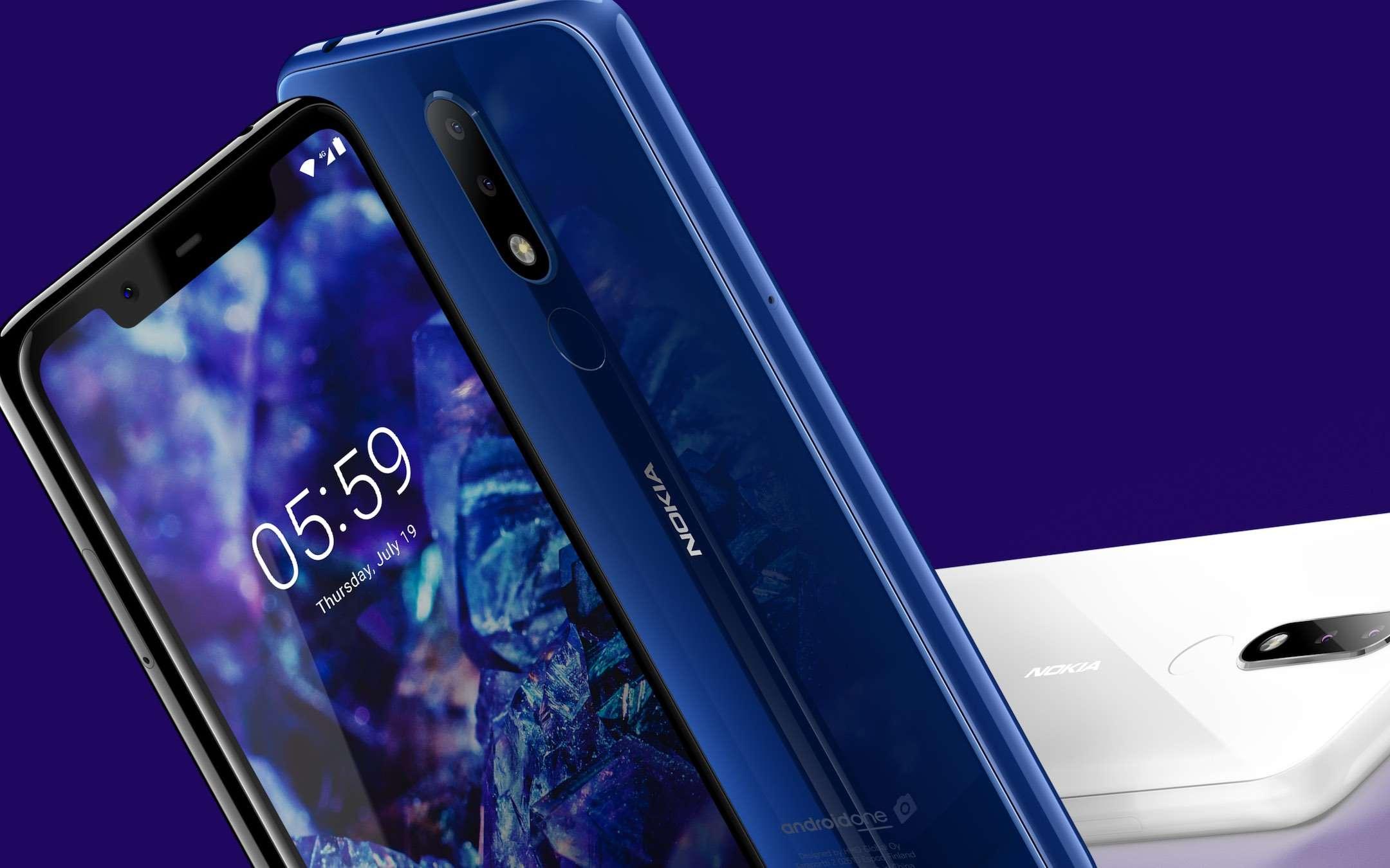 Nokia 5.1 Plus ufficiale: specifiche e prezzi