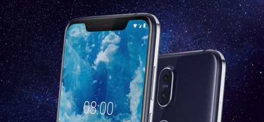 Nokia 8.1 ufficiale: specifiche tecniche e prezzi