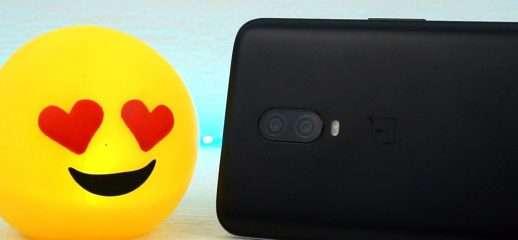 OnePlus 6T: DxOMark valuta la fotocamera 98 punti