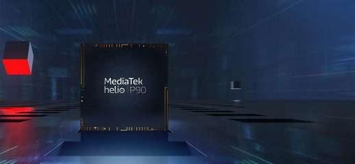MediaTek Helio P90 con AI per la fascia media