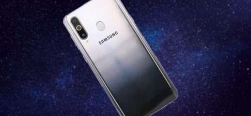 Samsung Galaxy A8S: TENAA ne conferma il design