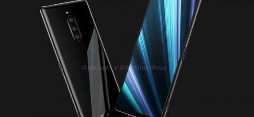 Sony Xperia XZ4: nuovo leak ne conferma il design