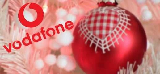 Vodafone: 5 giorni di internet illimitato ad 1€