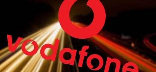 Vodafone: traffico dati illimitato di notte