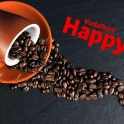 Vodafone Happy Friday sconta i prodotti Nespresso
