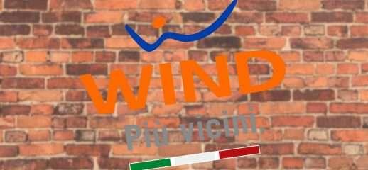 Wind: 40GB e minuti a 4,99€ per alcuni ex clienti